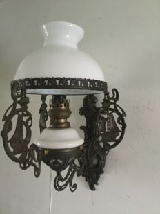 Hanging boat lamp