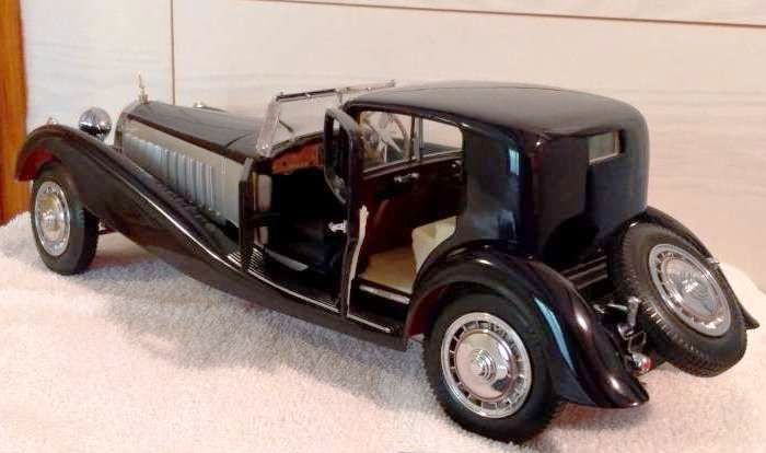 franklin mint scale 1 16 bugatti royale coupe de ville napol on 1931 catawiki. Black Bedroom Furniture Sets. Home Design Ideas
