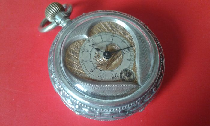 Tissot (Geneve) - Pocketwatch - Early 1900s