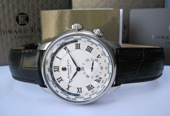 Edward East Worldtimer EDW1960G18 - Men - 2011-present