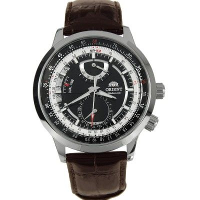 Orient Japan - Dual Time Pilot's - FDH00002B2 - Men - 2011-present