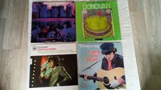 A great little lot of 6 albums by Donovan.all first press!