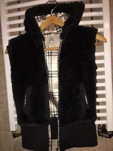 Burberry - Fur gilet