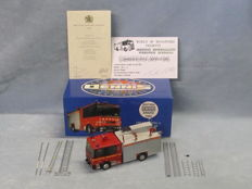 Alan Smith Automodels - Scale 1/50 - Dennis Rapier Fire Engine - Limited edition 500 pcs
