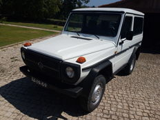 Mercedes Benz - 240 GD - 1984
