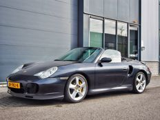 Porsche 911 996 - 3.6 Turbo - decappottabile