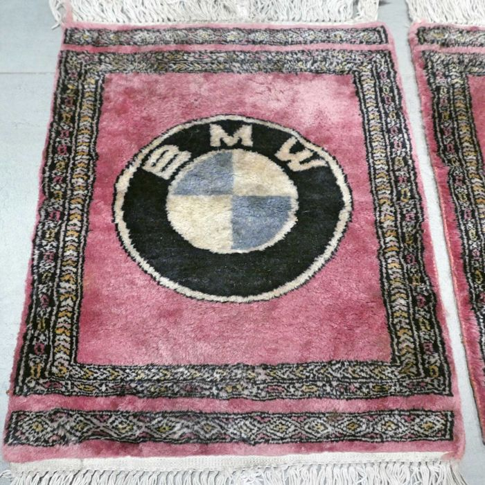 Wonderful Set Of Bmw Buchara Persian Rugs Unique Opportunity For