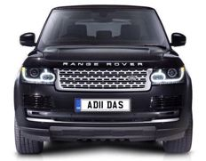 Private vehicle registration number - AD11DAS - (United Kingdom)