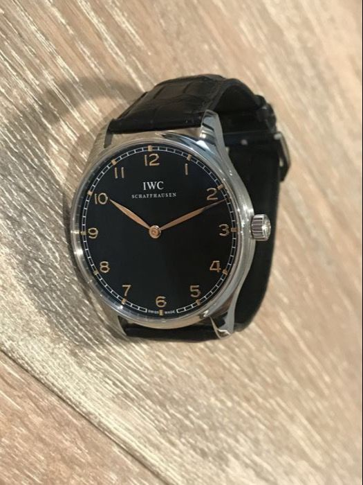 IWC - Unworn Portuguese pure classic 1 out of 500 - IW570302 - Uomo