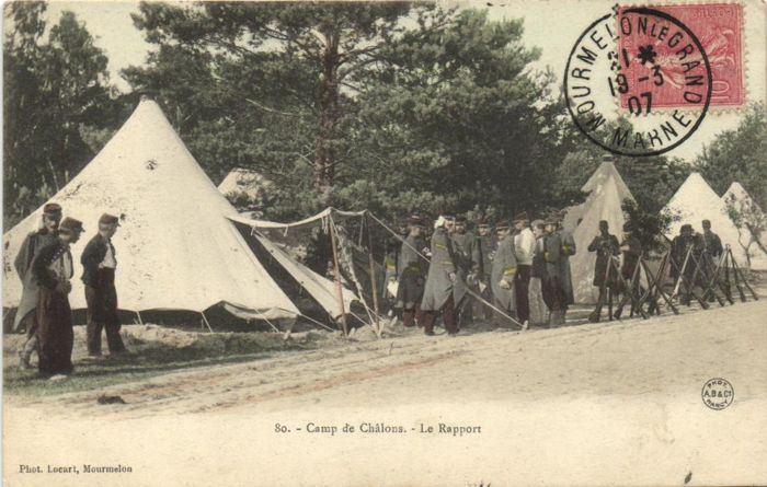 Military FRANCE WW I,95 x booklet with 20 x destruction Camps etc.-period:1914/1920