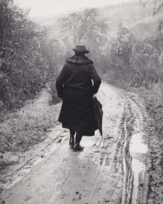 Toni Schneiders (1920-2006) - 'The Backside of Spring' - c1980's