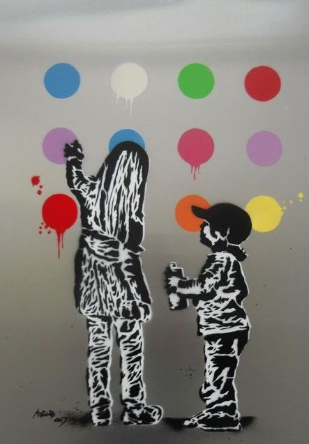 Alessio-B - Spray Kids