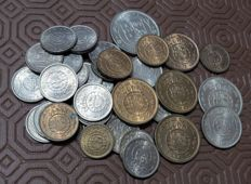 Portugal Angola lot of 33 coins in UNC condition