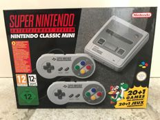 SNES Mini brand new.