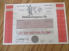 Coca Cola Enterprises Inc.