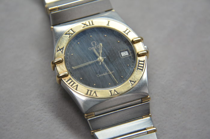 Omega - Omega Constellation - Unisex - 1990-1999
