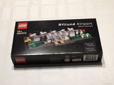 Architecture - Billund Exclusives - 4000016 - Billund Airport