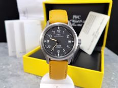 Fliegeruhr Mark XII SAAB Mellow Yellow - men's watch 1997