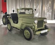 Willys - CJ3B - 1966