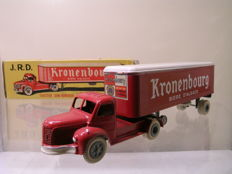 JRD - Scale 1/48 - Berliet Articulated Truck Trailer Kronenbourg No.120