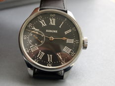 30. Soigne - Gustaw Thomen - men's marriage watch 1900-1910