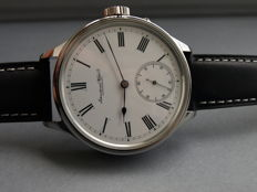 44 IWC Schaffhausen men's marriage wristwatch 1894-1895