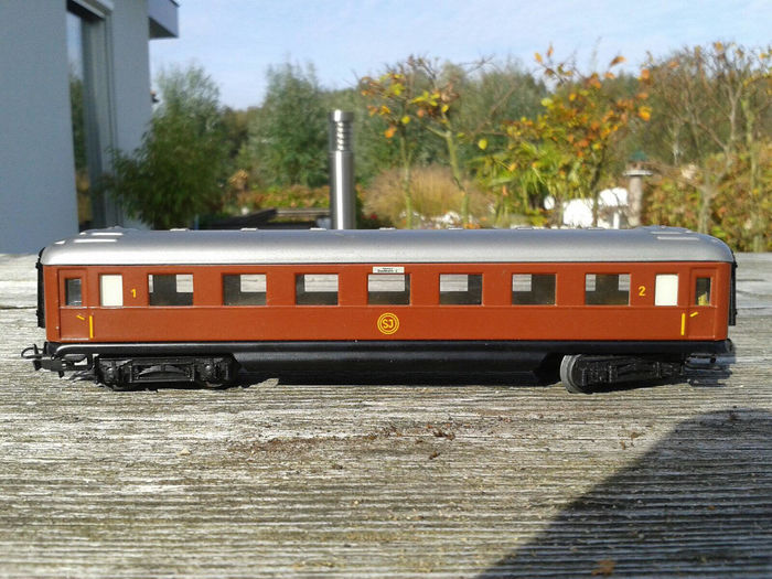 Märklin H0 - 4020 - Passenger carriage - SJ