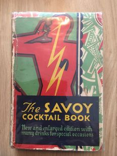 Harry Craddock - The Savoy Cocktail Book - 1933