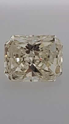 1.02 ct - Radiant - White - I / VS1