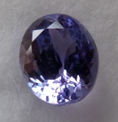 Tanzanite – 2.04ct – No Reserve Price