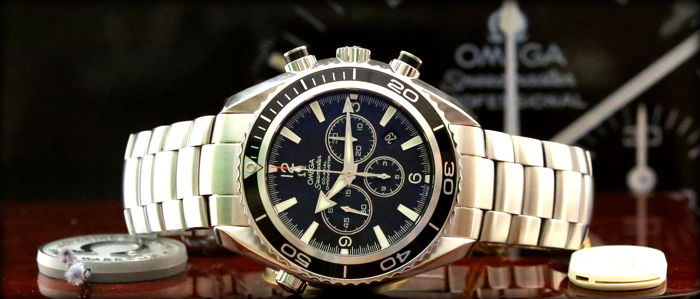 Omega - Seamaster Planet Ocean 600 co-axial All Films - Men - 2000-2010