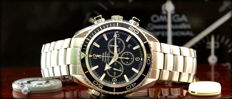 Omega - Seamaster Planet Ocean 600 co-axial All Films - Homme - 2000-2010