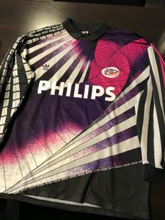 Original PSV keepers shirt, Hans van Breukelen season 92/93 season (Adidas)