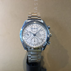 Omega - Speedmaster  Triple Calendar Day Date - 35213000 - Men