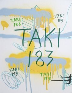 "TAKI-183 - ""Collage"""