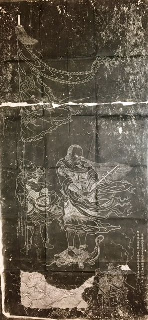3 Prints on rice paper - China - second half 20th Century