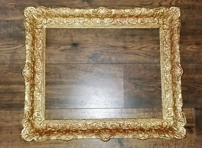 Beautiful Baroque frame - mid 20th century