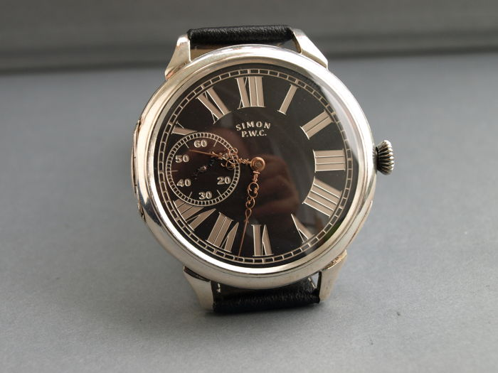 Simon  - marriage watch NO RESERVE PRICE - Hombre - 1901 - 1949