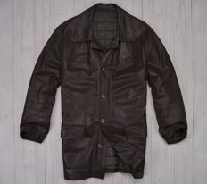 Yves Saint Laurent Pour Homme - Leather Jacket