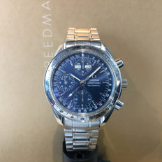 Omega - Speedmaster  Triple Calendar Day Date - 375.00.84 - Men