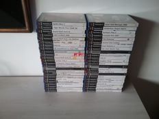 50 PS2 Games (Complete With Manuals)