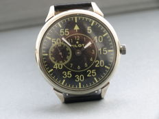 05. Molnija Pilot military style wristwatch - 1950-55