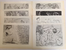 Pablo Picasso (after) - Eight works from Suite Vollard