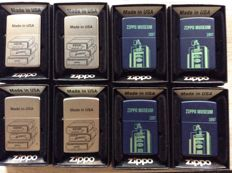 Zippo 8 lighters type Planeta