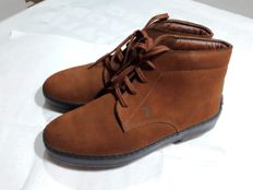 Tod's - Men's lace-up ankle boots
