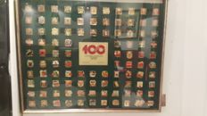 Celebration of 100 Years of Coca Cola