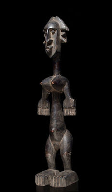A remarkable Kala figure, Bamana, Mali