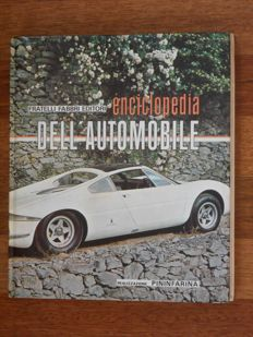 Enciclopedia dell' automobile Fratelli Fabbri Editori