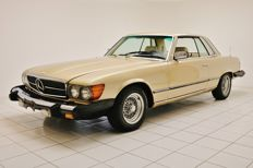 Mercedes-Benz - 380SLC Coupé - 1981
