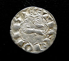 Spain - Alfonso X 'The wise' (1252-1284) - Billon Noven mint of Leon